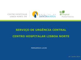 Serviço De Urgência Central Centro Hospitalar Lisboa Norte