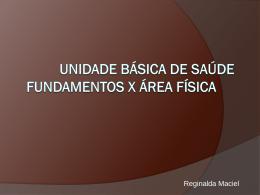 UNIDADE BÁSICA DE SAÚDE
