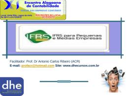 IFRS para PMEs