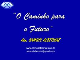 OCaminhoParaFuturo