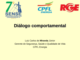 Diálogo Comportamental