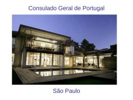 Consulado Geral de Portugal em São Paulo