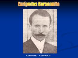 Eurípedes Barsanulfo