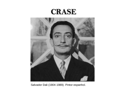 CRASE Gustavo