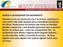 Discurso 3 - Monty Audenart (Ex-Vice