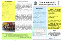 Vox Academicae nº 3