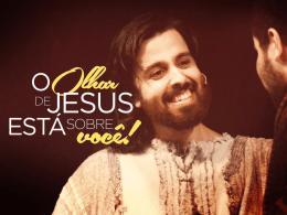 """""""O OLHAR DE JESUS ESTÁ SOBRE VOCÊ!"""" Lc 22.61-62"""