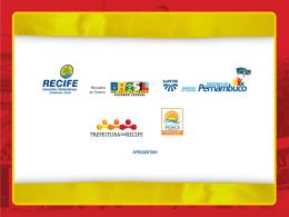BOM PRA VOCÊ - Recife Convention & Visitors Bureau