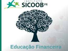 Apresentação de Educação Financeira