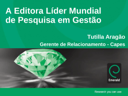 Emerald - Periodicos