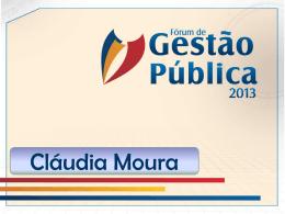 Cláudia Moura - ABRH-RS