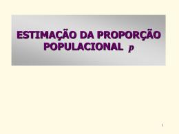 Estimação - IME-USP