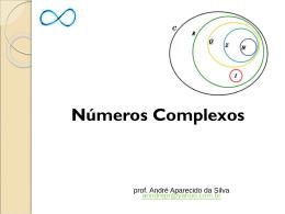 Aula sobre Números Complexos