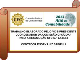 I Conceito de Lavagem de dinheiro - CRC-AM