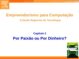 Slides do capítulo 2