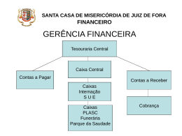 Módulo Financeiro