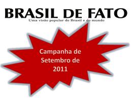 Campanha de Setembro 2011