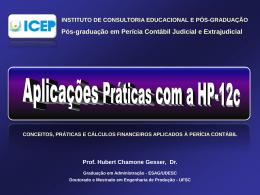 Aplicações Práticas com a HP12C
