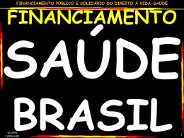 Slide 1 - Secretaria de saúde da Paraíba