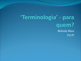 `Terminologia`