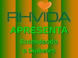 Diabetes - Portal Brasil