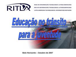 Educação no Trânsito para a Juventude
