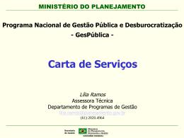 Palestra Lília Ramos