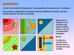 módulo-padrão2 - exercício