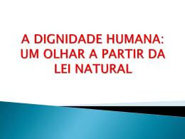 Palestra A Lei Natural / Pe. Geraldo Luiz Borges Hackmann