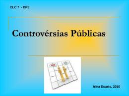 Controvérsias Públicas - tita1976