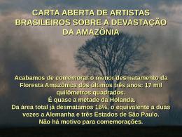 Amazônia Para Sempre