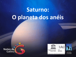 Saturno - Galilean Nights