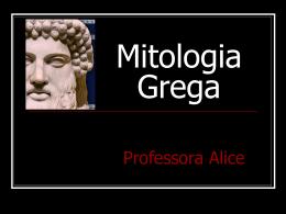 A Beleza na Mitologia Grega