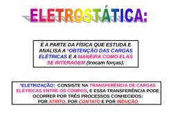 Tema 02 - Eletrostática