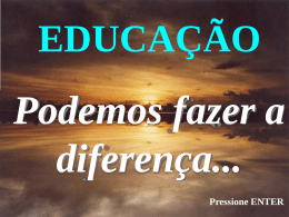 Professor - Educador