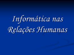 Apresentação - Informática UFSM