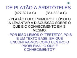 Aula - Plat_o a Aris..