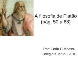 Filosofia Clássica