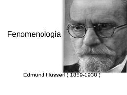 Fenomenologia e Direito