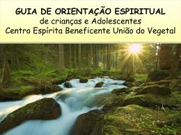 Guia de Orientação Espiritual da UDV