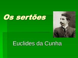 Os_sertões - Acadêmico de Direito da FGV