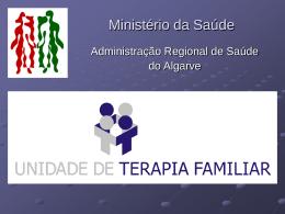 apresentação 1 - Unidade de Terapia Familiar
