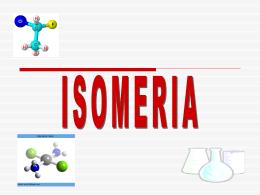 Isomeria 1ª parte (Química - Marco) - 3ºs anos EM