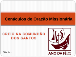 COMSetembro2013 - Missionários Combonianos
