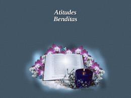 Atitudes Benditas.pps