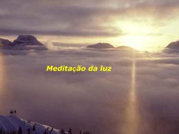 Meditação - Projeto Valores Humanos