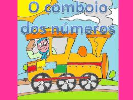 O comboio dos números