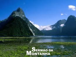 Sermão da Montanha - Conselho Pastoral dos Pescadores