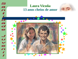 Biografia de Laura Vicuña