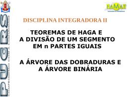Teoremas de Haga